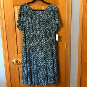 Dress Barn Comfortable Dress